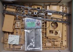 Oszklenie kabiny PCV Mig 21 MF
