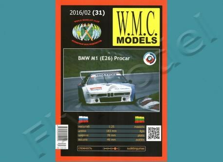 BMW M1 (E26) Procar