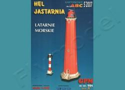 Latarnie morskie Hel Jastarnia