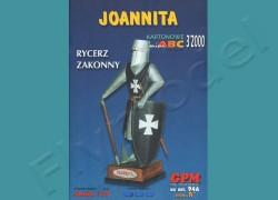 Rycerz zakonny Joannita