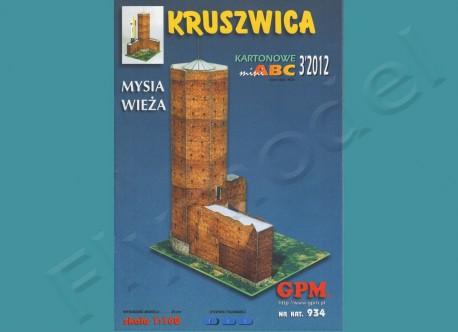 Mysia Wieża Kruszwica