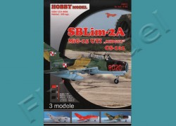 SBLim-2A, MiG-15UTI, CS-102