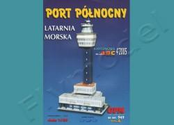 Latarnia morska Gdańsk Port Północny