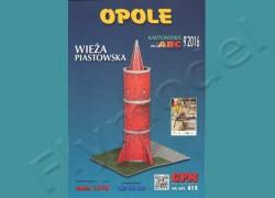 Wieża piastowska Opole