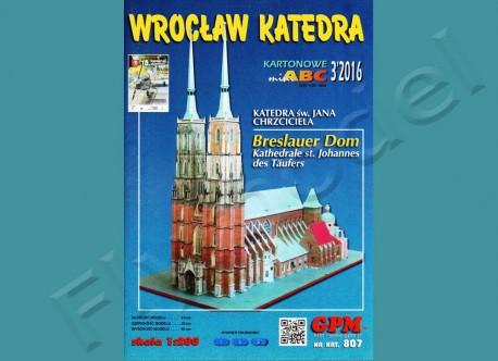 Wrocław Archikatedra św. Jana Chrzciciela
