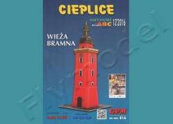Wieża bramna Cieplice