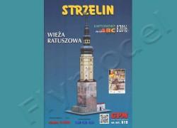 Wieża ratuszowa Strzelin