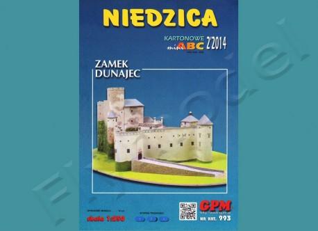 Zamek Dunajec Niedzica