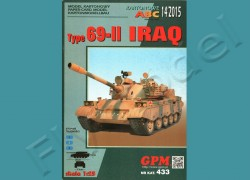 Type 69-II Iraq