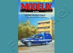Polonez-Poltruck Policja