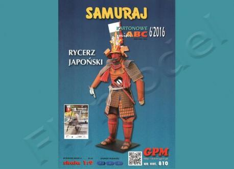 Rycerz japoński Samuraj