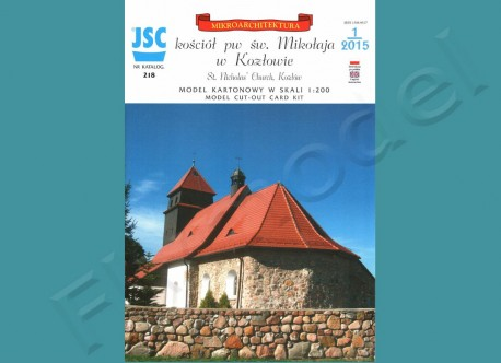 Kościół pw. św. Mikołaja w Kozłowie