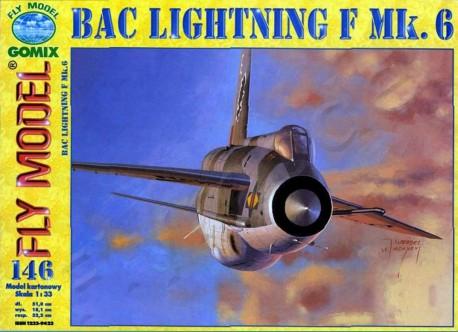 BAC Lightning F Mk 6