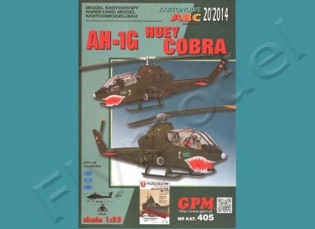 AH-1G Huey Cobra