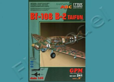 Bf-108 B-2/Trop Taifun