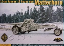 17cm Kanone 18 Matterhorn