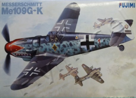 Messerschmit Me109G..K