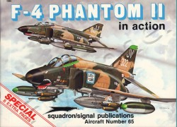 F-4 Phantom II in action