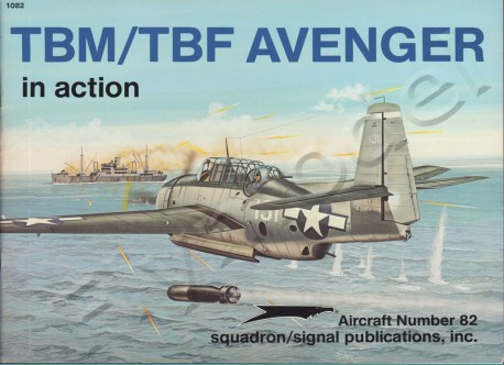 TBM/TBF Avenger in action