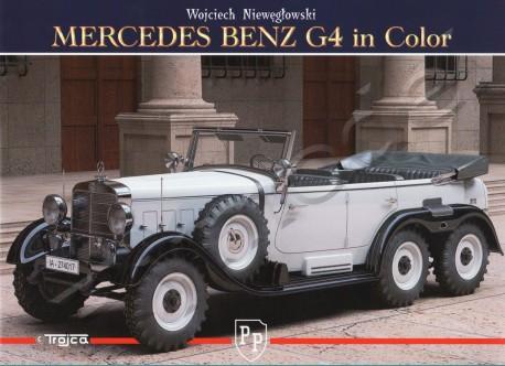 Mercedes Benz G4 in Color