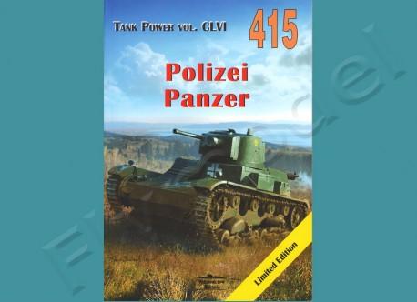 Polizei Panzer