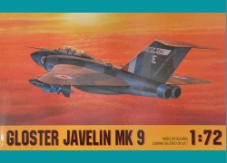 Gloster Javelin MK 9