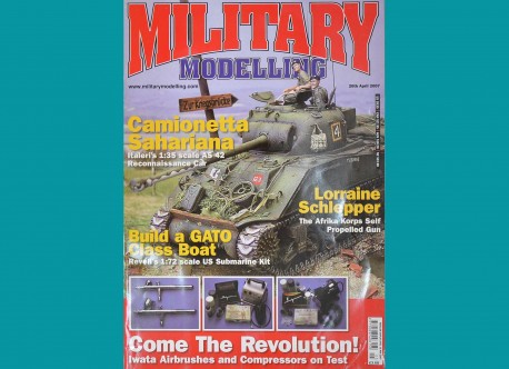 Military Modelling - April 2017