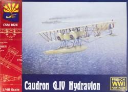 Caudron G.IV Hydravion + elementy fototrawione