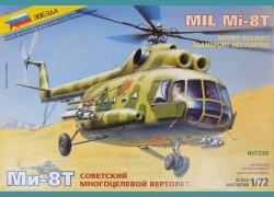 Mi-8T Soviet Assault Transport Helicopter