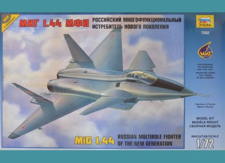 MIG 1.44 Russian Multirole Fighter of the new generation