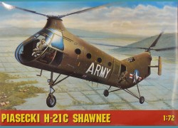 Piasecki H-21C Shawnee