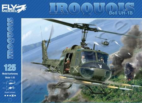Bell UH-1B Iroquois