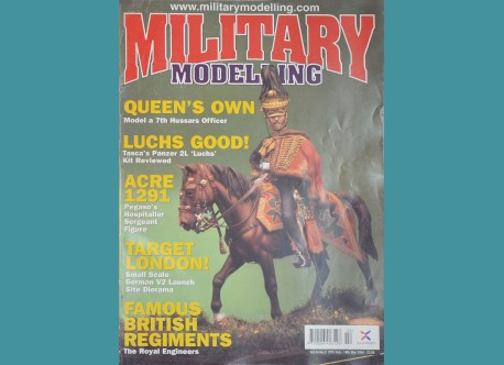 Military Modelling 27th Feb - 18th Mar 2004