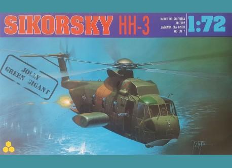Sikorsky HH-3 1:72