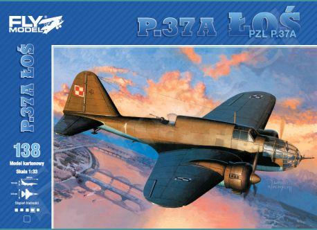 PZL P.37A Łoś