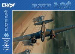 PZL P-37 B Łoś