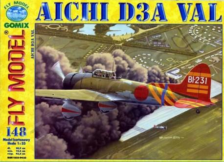 Aichi D3A Val