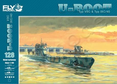 U-boot typ VIIC & IXC