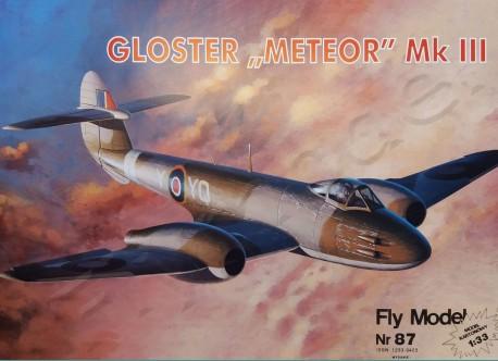 Gloster Meteor Mk III